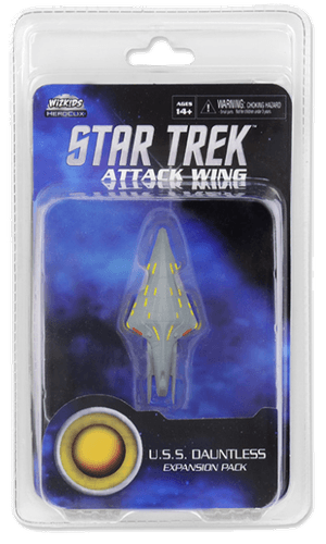 Star Trek: Attack Wing – U.S.S. Dauntless Expansion Pack