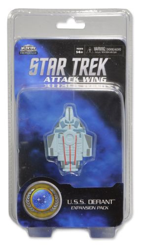 Star Trek: Attack Wing – U.S.S. Defiant Expansion Pack