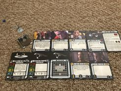 Star Trek: Attack Wing – U.S.S. Defiant NCC-1764
