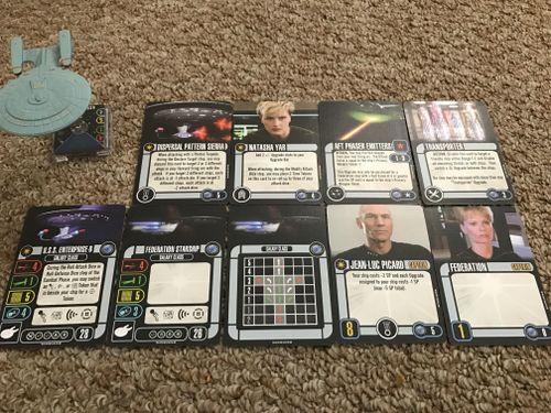 Star Trek: Attack Wing – U.S.S. Enterprise-D Expansion Pack
