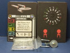 Star Trek: Attack Wing – U.S.S. Intrepid Expansion Pack