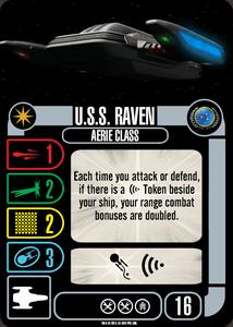 Star Trek: Attack Wing – U.S.S. Raven Expansion Pack