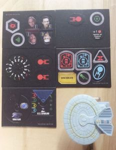 Star Trek: Attack Wing – U.S.S. Sutherland Expansion Pack
