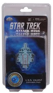 Star Trek: Attack Wing – U.S.S. Valiant Expansion Pack