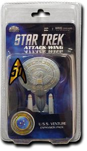 Star Trek: Attack Wing – U.S.S. Venture Expansion Pack