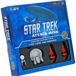 Star Trek: Attack Wing – Vulcan Faction Pack: Live Long and Prosper