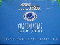 Star Trek: Customizable Card Game (first edition)