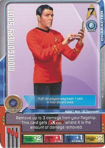 Star Trek Deck Building Game: Montgomery Scott Promo
