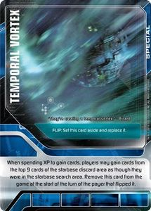 Star Trek Deck Building Game: Temporal Vortex Promo
