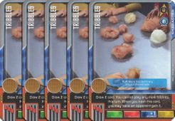 Star Trek Deck Building Game: Tribbles Promo