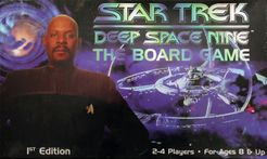 Star Trek Deep Space Nine: The Board Game