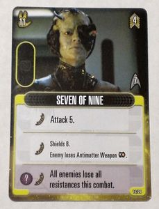Star Trek: Frontiers – Seven of Nine