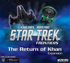 Star Trek: Frontiers – The Return of Khan