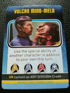Star Trek Panic: Vulcan Mind-Meld Promo Card