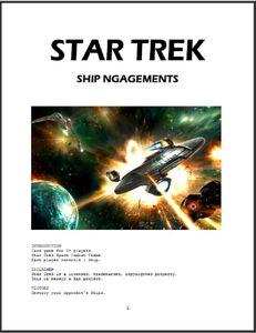Star Trek Ship Engagements