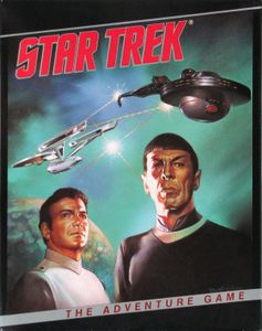 Star Trek: The Adventure Game