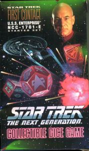 Star Trek: The Next Generation Collectible Dice Game