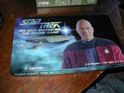 Star Trek The Next Generation: The Board Game