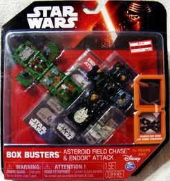 Star Wars: Box Busters – Asteroid Field Chase & Endor Attack