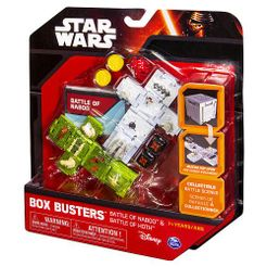 Star Wars: Box Busters – Battle of Naboo & Battle of Hoth