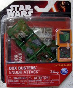 Star Wars: Box Busters – Endor Attack