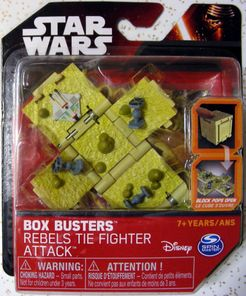 Star Wars: Box Busters – Rebels TIE Fighter Attack