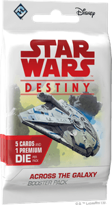 Star Wars: Destiny – Across the Galaxy Booster Pack