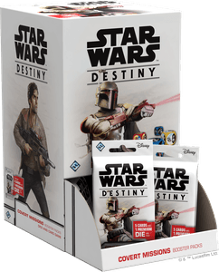 Star Wars: Destiny – Covert Missions Booster Pack