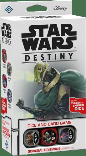 Star Wars: Destiny – General Grievous Starter Set