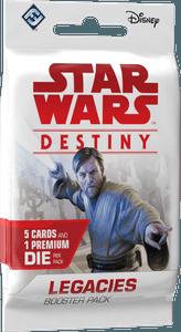 Star Wars: Destiny – Legacies Booster Pack