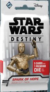 Star Wars: Destiny – Spark of Hope Booster Pack