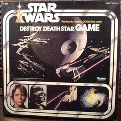 Star Wars: Destroy Death Star Game
