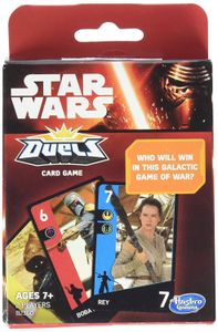 Star Wars: Duels Card Game