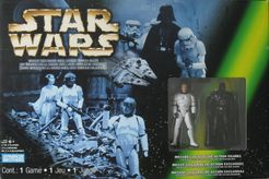 Star Wars: Escape the Death Star Action Figure Game