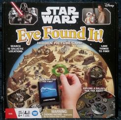 Star Wars: Eye Found It!
