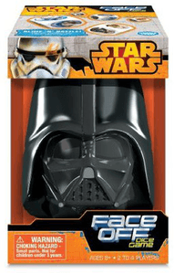 Star Wars: Face Off Dice Game – Luke Skywalker vs. Darth Vader