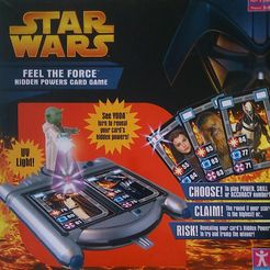 Star Wars: Feel The Force – Hidden Powers Card Game
