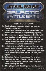 Star Wars: Galactic Battle Game