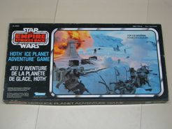 Star Wars: Hoth Ice Planet Adventure Game