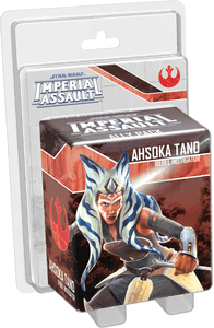 Star Wars: Imperial Assault – Ahsoka Tano Ally Pack