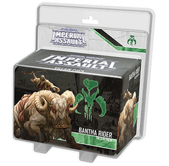 Star Wars: Imperial Assault – Bantha Rider Villain Pack