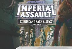 Star Wars: Imperial Assault – Coruscant Back Alleys Skirmish Map