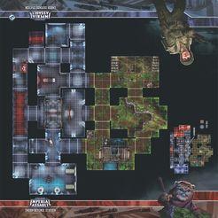 Star Wars: Imperial Assault – Endor Defense Station Skirmish Map