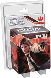 Star Wars: Imperial Assault – Han Solo Ally Pack