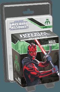 Star Wars: Imperial Assault – Maul Villain Pack
