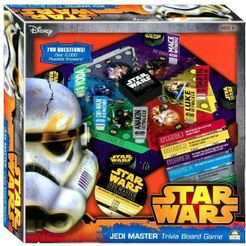 Star Wars: Jedi Master Trivia Board Game