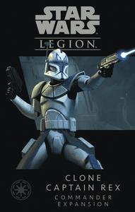 Star Wars: Legion – Clone Captain Rex Commander Expansion