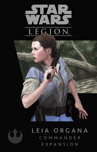 Star Wars: Legion – Leia Organa Commander Expansion