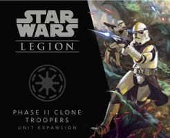 Star Wars: Legion – Phase II Clone Troopers Unit Expansion