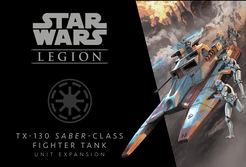 Star Wars: Legion – TX-130 Saber-class Fighter Tank Unit Expansion